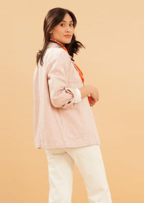 Bensimon Fabrine Jacket Light Pink