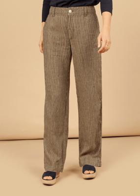 Bensimon Angelico Trousers Striped