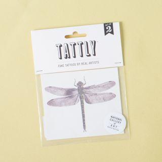 Tattly Temporary Tattoos Dragonfly