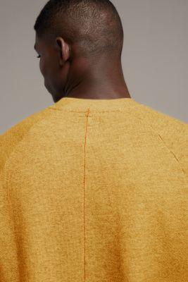 Homecore Terry Sweater Chick Yellow
