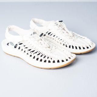 Keen Uneek White Sandals