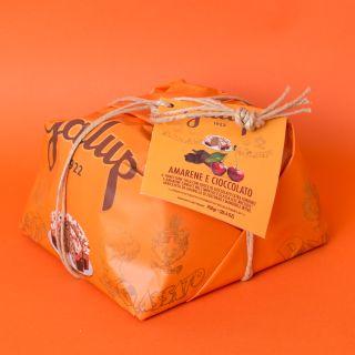 Galup Panettone Amarene Cioccolato