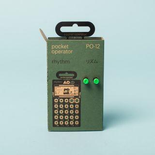 Teenage Engineering Pocket Operator PO-12 Rythm