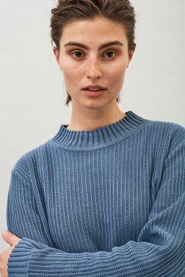 Maska Hadar Sweater Dusty Blue
