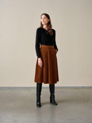 Bellerose Appleby Skirt Camel