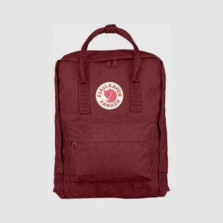 Fjällräven - Kånken Backpack 326 Ox Red