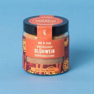 Soul Spice Glühwein Gewürzmischung aromatische Wintermischung Bio