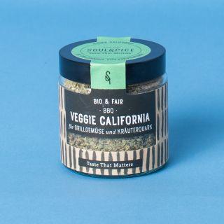 Soul Spice BBQ Veggie California Bio