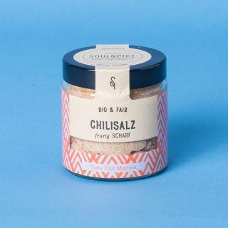 Soul Spice Chili Salz Bio