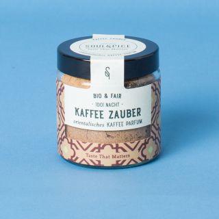 Soul Spice Kaffeezauber Orientalisches Kaffeeparfum Bio