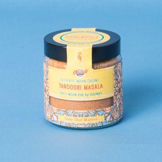 Soul Spice Tandoori Masala Spicy Indian Rub Bio