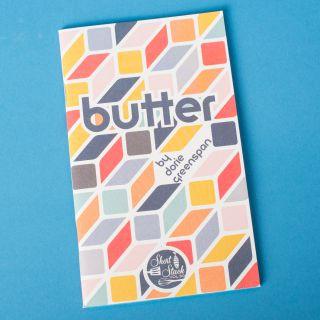 Vol 30: Butter by Dorie Greenspan