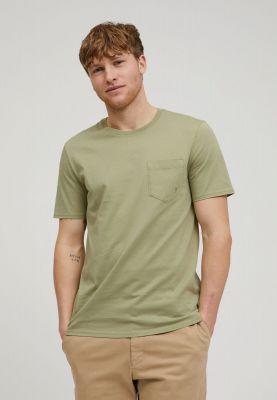 Armed Angels Aaik Pocket T- Shirt Sage