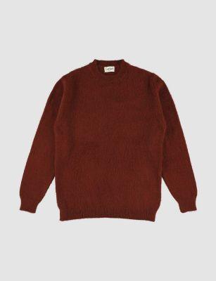 Castart Grosz Knitwear – Burgundy