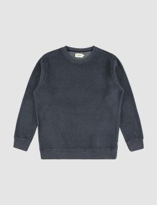 Castart Bill Sweater – Navy Blue