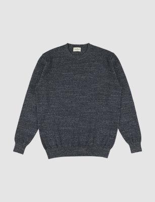 Castart Heckel Knitwear – Blue