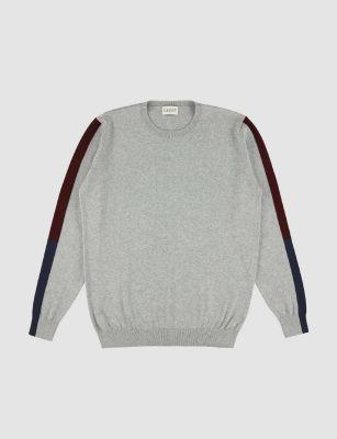 Castart Kubin Knitwear – Middle Grey