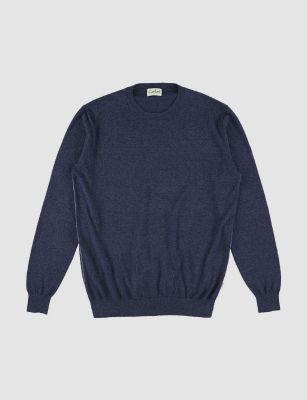 Castart Fordham Knitwear – Navy Blue