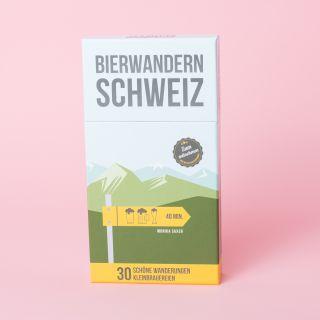 Bierwandern Schweiz Box
