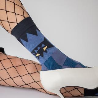 Bonne Maison Socks Night Eye
