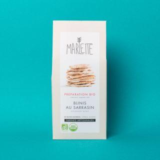 Marlette - Buckwheat Blinis