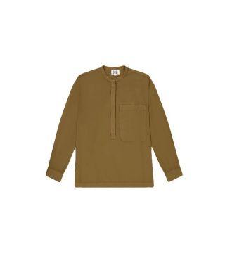 Chloé Stora Cachou Shirt Kaki
