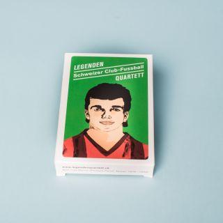 Legendenquartett Clubfussball