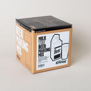 Brooklyn Brew Shop Milk Stout Beer Making Mix Refill