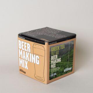 Brooklyn Brew Shop Green Tea Pale Ale Beer Making Mix Refill