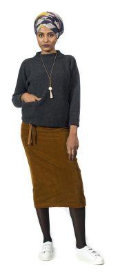 Maska Helga Wool Pockets Pullover