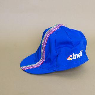 Cinelli Ciao Blue Cycling Cap