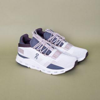 On Sneakers Mens Cloudnova White/Umber