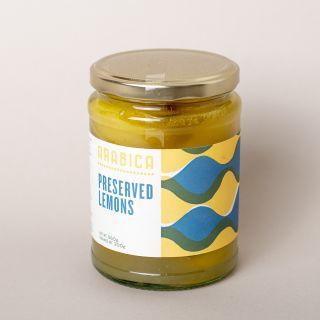 Arabica Preserved Lemons