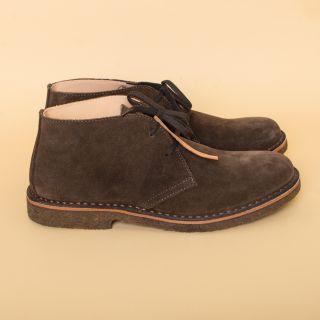 Astorflex Greenflex Chestnut Boots Mens