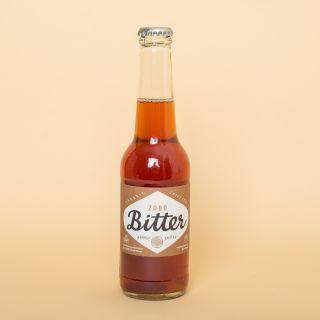Zobo Bio Bitter (Wermut/Enzian) Craft Soda