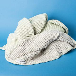 SECA Hand Towel Green 50 x 100 cm