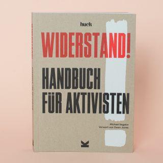 Widerstand! Handbuch Für Aktivisten Book