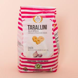 Terre di Puglia Tarallini alla Cipolla