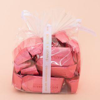 Boella & Sorrisi Cioccolato Ruby con Nocciola Piemonte Igp