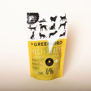 Greenbird CBD Hunde & Katzen Leckerlis Vegi mit CBD