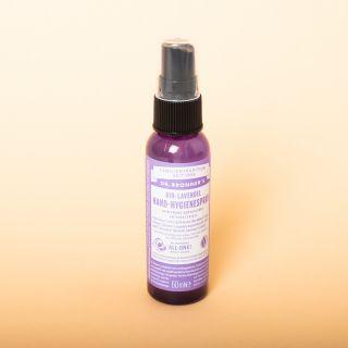Dr. Bronner's Lavendel Hand Desinfektion Spray 60ml