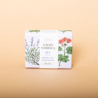 Savon Stories N°1 Green Clay Soap