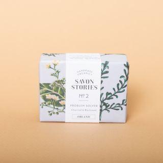 Savon Stories N°2 Charcoal Problem Solver Soap