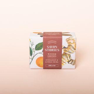 Savon Stories Winter Edition Soap