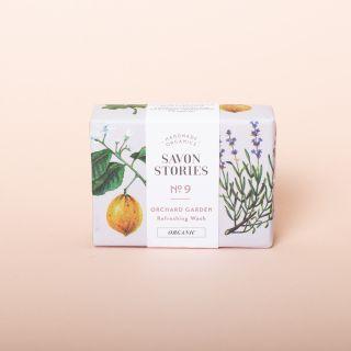 Savon Stories Alkanet Wild Garden Bar Soap