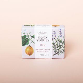 Savon Stories N°9 Alkanet Wild Garden Soap