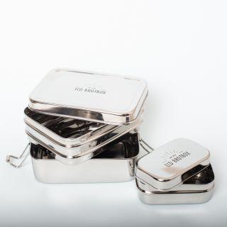 Eco Brotbox Dabba Magic mit Snackbox