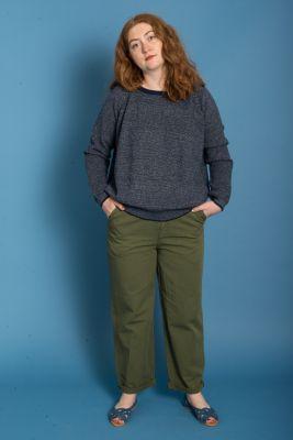 Debbie Blue Pullover