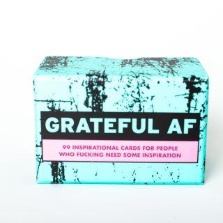 Gratefull AF Cards