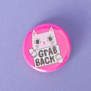 Feminist Button (1)